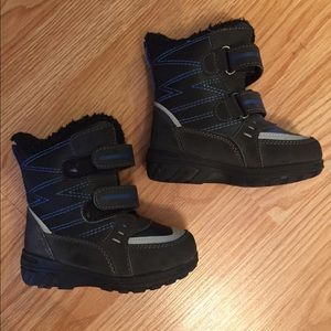 Totes toddler water resistant winter boots